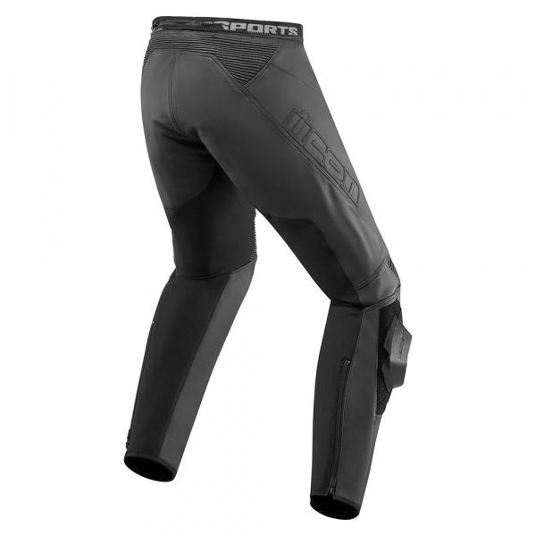 Pantaloni moto piele ICON Hypersport 2 [1]