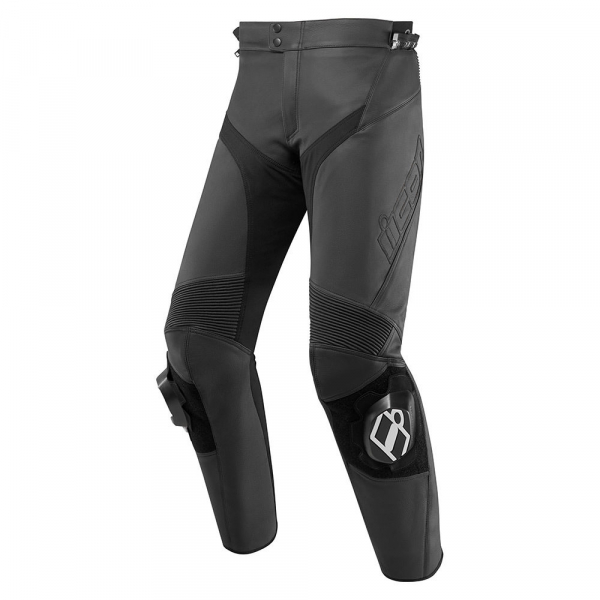 Pantaloni moto piele ICON Hypersport 2 [0]