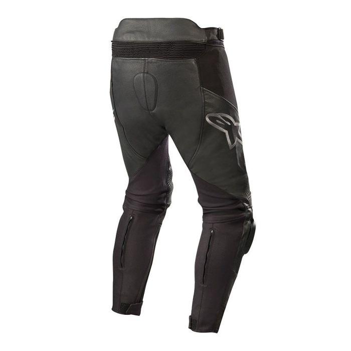 Pantaloni moto piele textil ALPINESTARS SP X [1]