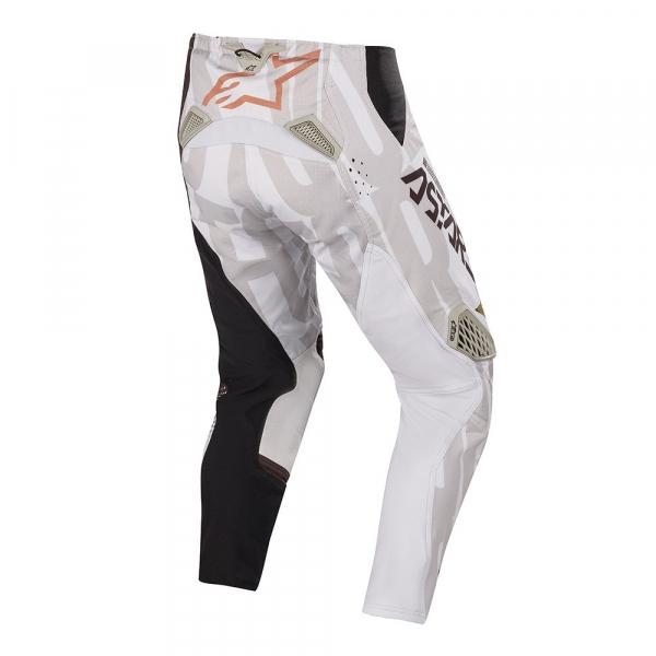 Pantaloni motocross ALPINESTARS TECHSTAR FACTORY METAL [1]