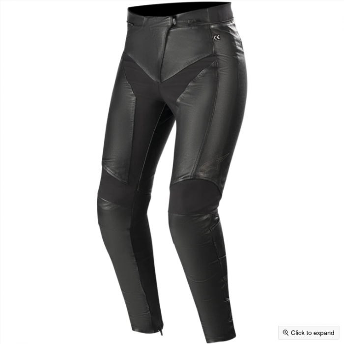 Pantaloni piele Alpinestars STELLA VIKA [0]