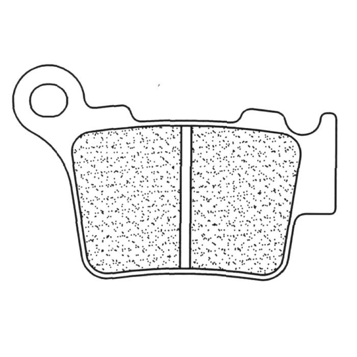 Placute de frana Carbone Lorraine 1108 EN10 (XE7) 0