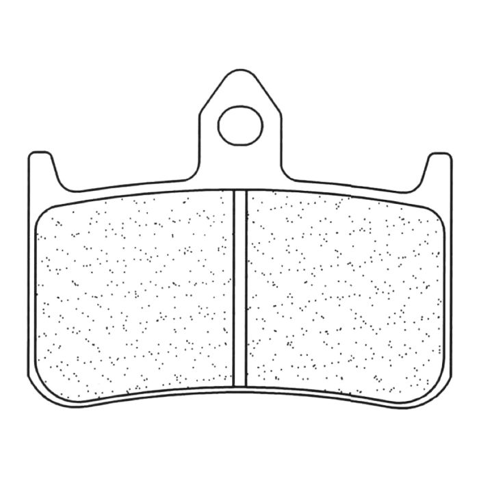 Placute de frana Carbone Lorraine 1167 RX3 [0]