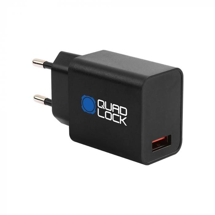 Quad Lock Adaptor Alimentare 18W EU Standard QLA-PWB-EU [0]