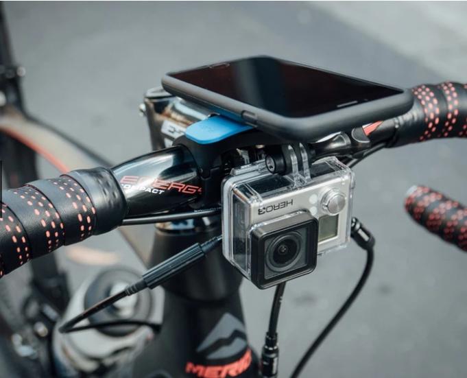 Quad Lock Adaptor Montaj Camera Actiune OFM QLA-GPR [1]