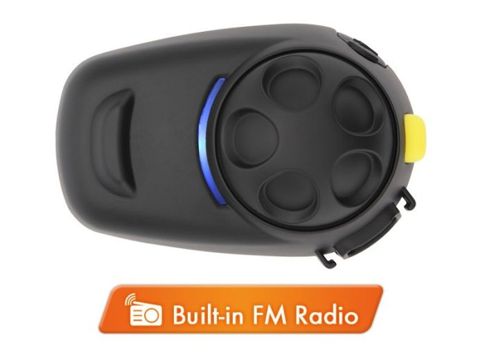 Sistem comunicare moto SENA SMH-5 FM DUAL PACK [1]