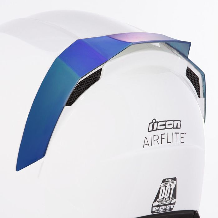 Spoiler iridium albastru pentru Icon Airflite 0