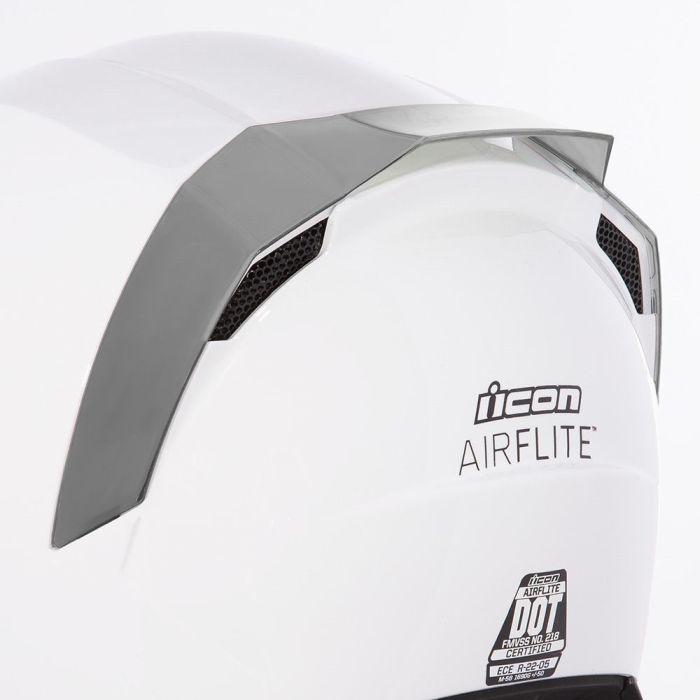 Spoiler iridium argintiu pentru Icon Airflite 0