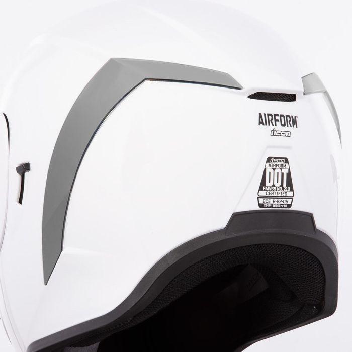 Spoiler iridium argintiu pentru Icon Airform [0]