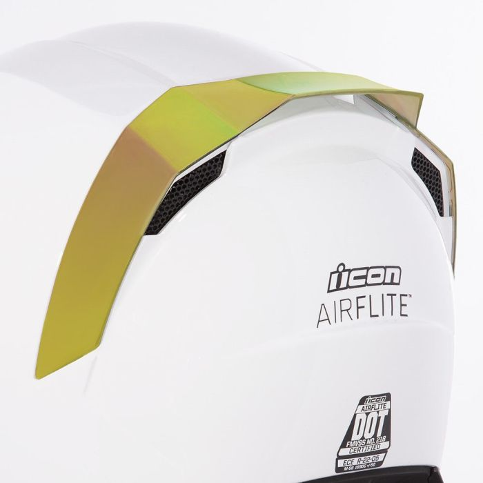 Spoiler iridium auriu pentru Icon Airflite 0