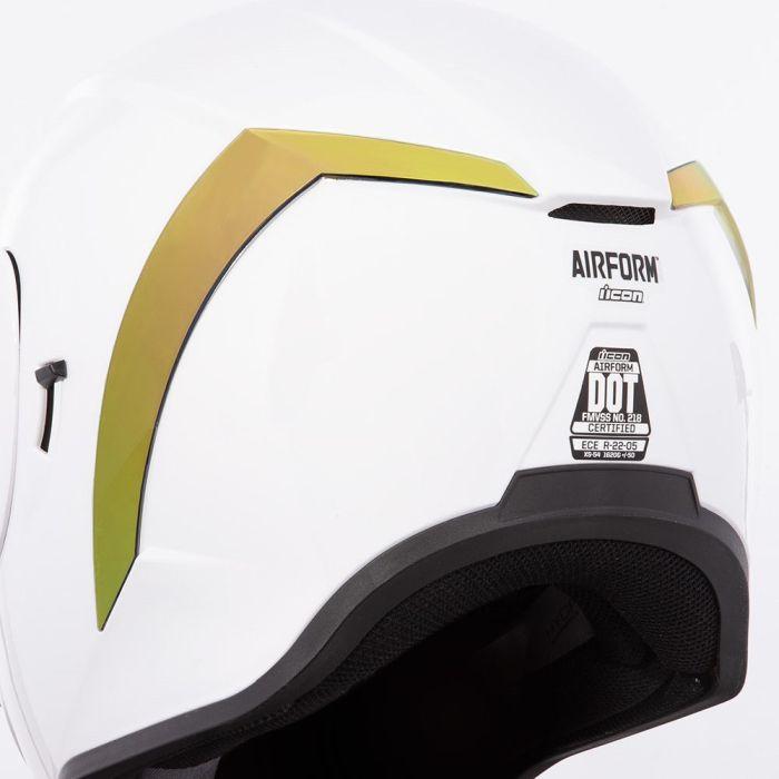 Spoiler iridium auriu pentru Icon Airform [0]