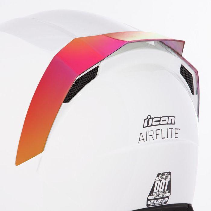 Spoiler iridium rosu pentru Icon Airflite [0]