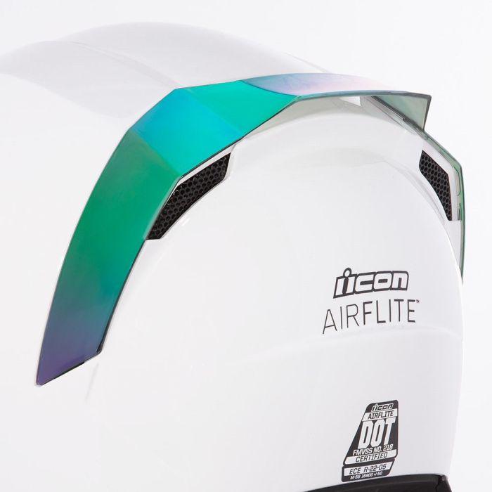 Spoiler iridium verde pentru Icon Airflite [0]