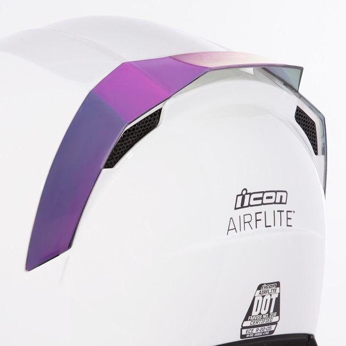 Spoiler iridium violet pentru Icon Airflite [0]