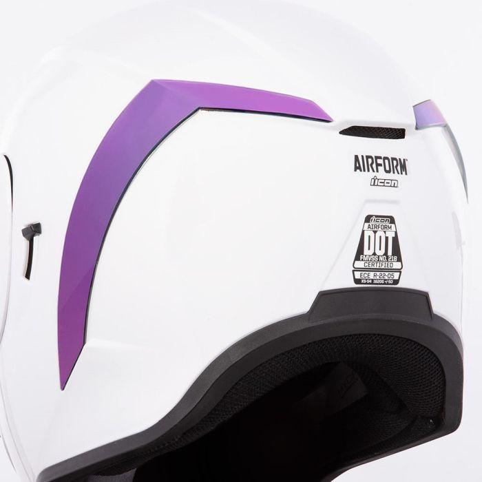 Spoiler iridium violet pentru Icon Airform [0]