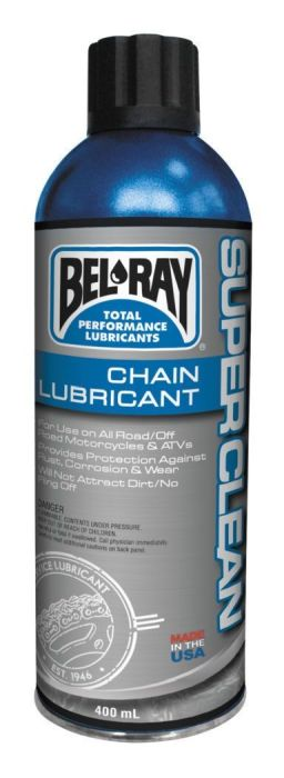 Spray de curatat lantul BEL RAY CHAIN CLEANER 400ml 0