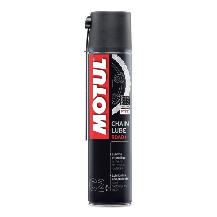 Spray uns lantul Motul C2 Chain Lube Road Plus 400ml [0]