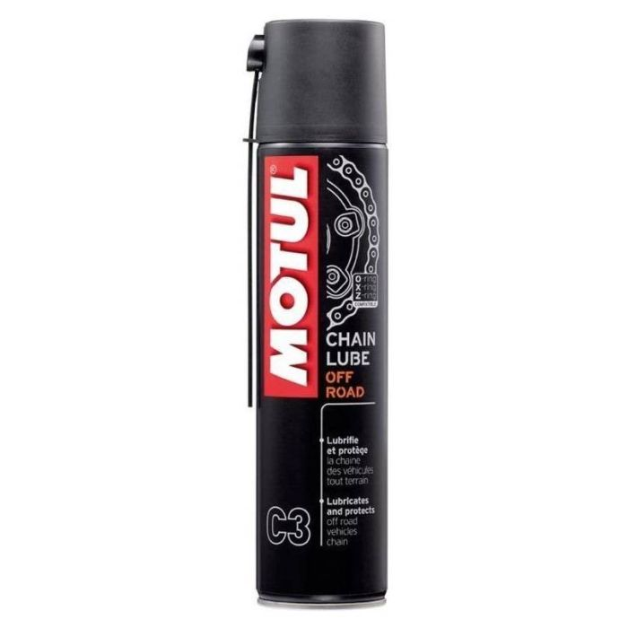 Spray uns lantul Motul C3 Chain Lube Off-Road 400ml 0
