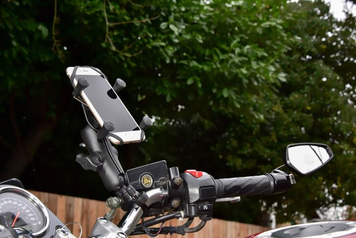 Suport telefon gidon RAM Mount X-GRIP 1