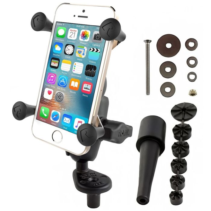 Suport telefon RAM Mount X-GRIP STEM KIT 0
