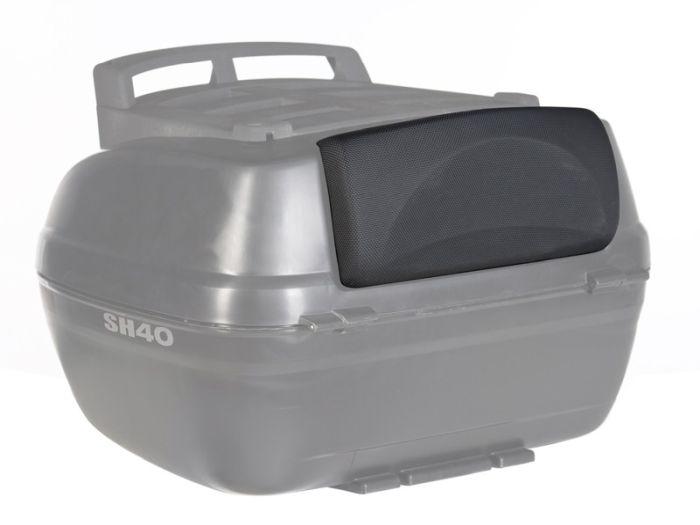 Topcase SHAD SH40 Cargo Negru 1