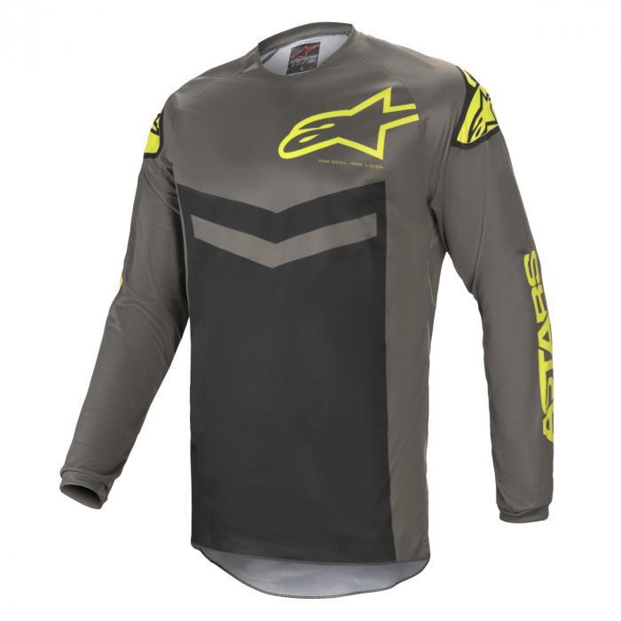 Tricou motocross ALPINESTARS FLUID SPEED [0]