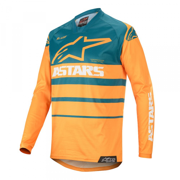 Tricou motocross ALPINESTARS RACER SUPERMATIC 0