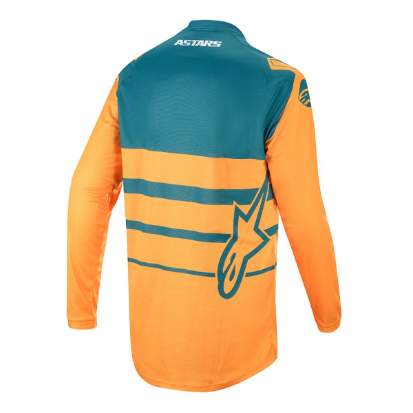 Tricou motocross ALPINESTARS RACER SUPERMATIC 1