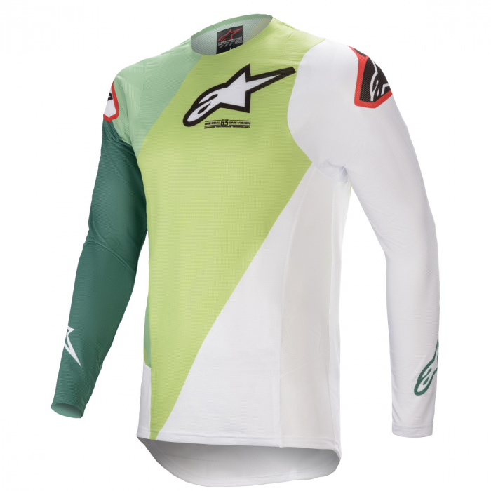 Tricou motocross ALPINESTARS SUPERTECH BLAZE [0]