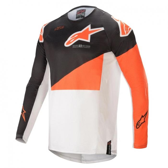 Tricou motocross ALPINESTARS TECHSTAR FACTORY [0]