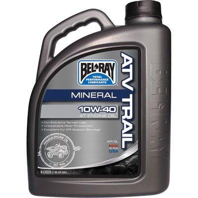 Ulei ATV BEL RAY Trail Mineral 4T 10W40 4L 0