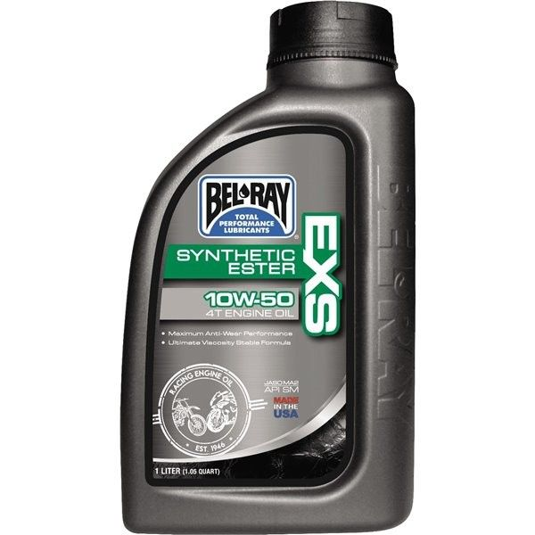 Ulei BEL RAY EXS Full Synthetic Ester 4T 10W-50 0