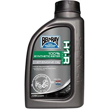 Ulei BEL RAY H1-R Racing 100% Synthetic Ester 2T 0