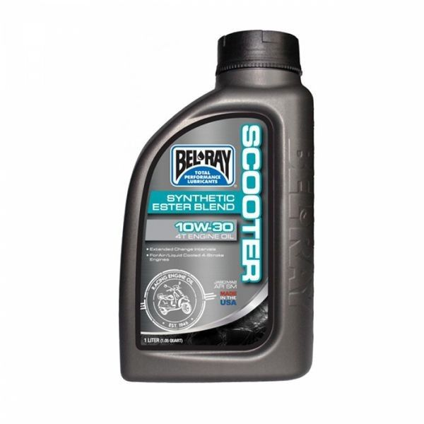 Ulei BEL RAY Scooter Synthetic Ester Blend 4T 10W30 0