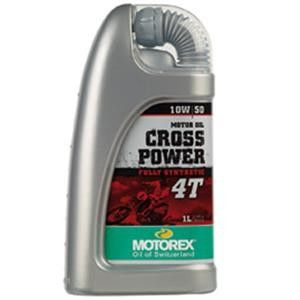 Ulei MOTOREX CROSS POWER 10W50 1L 0