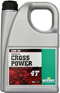 Ulei MOTOREX CROSS POWER 10W50 4L 0