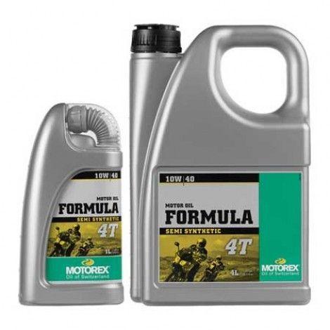 Ulei MOTOREX FORMULA 10W40 4L 0
