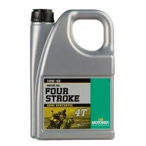 Ulei MOTOREX FOUR STROKE 10W40 4L [0]