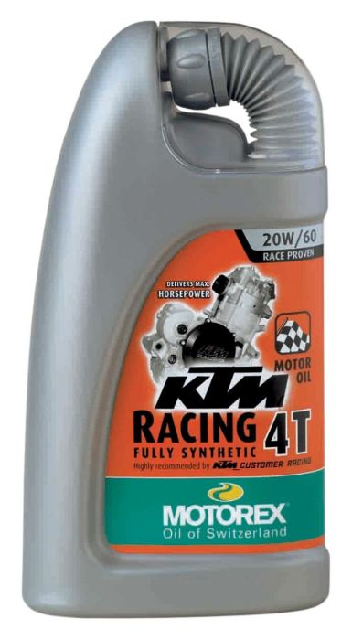 Ulei MOTOREX KTM RACING 20W60 1L [0]