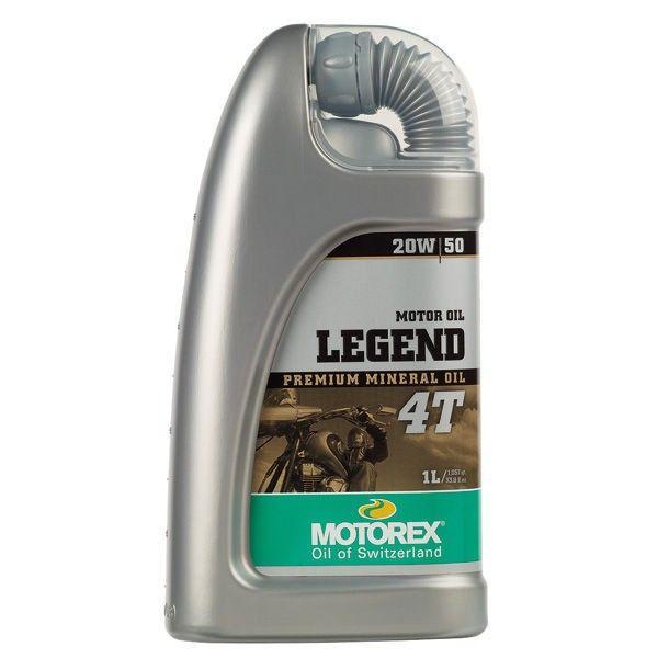 Ulei MOTOREX LEGEND 20W50 - 1L 0