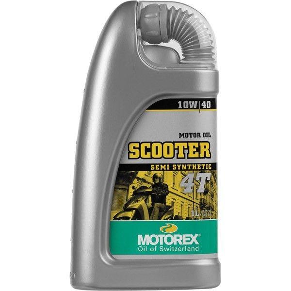 Ulei MOTOREX SCOOTER 10W40 - 1L 0