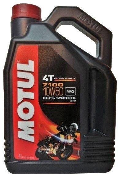Ulei MOTUL 7100 10W50 4T 4L 0