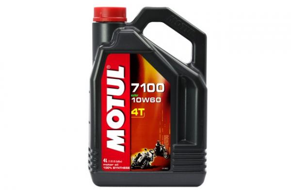 Ulei MOTUL 7100 10W60 4T 4L 0