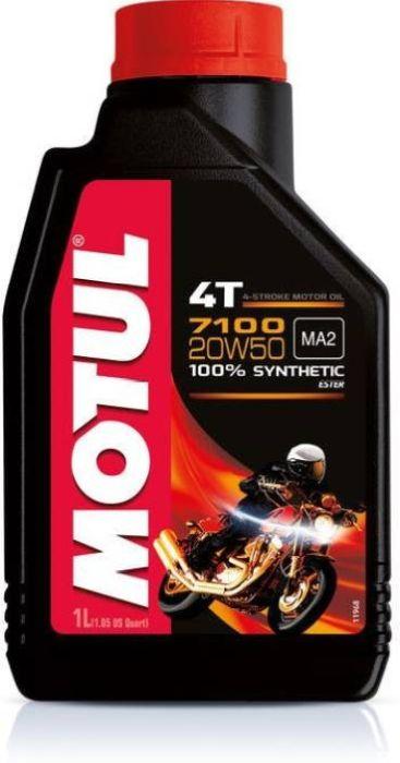 Ulei MOTUL 7100 20W50 4T 1L 0