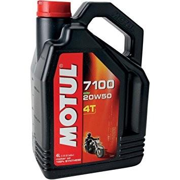 Ulei MOTUL 7100 20W50 4T 4L