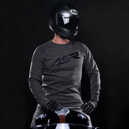 Hanorac moto 4SR KEVLAR SWEATSHIRT LOGO [4]