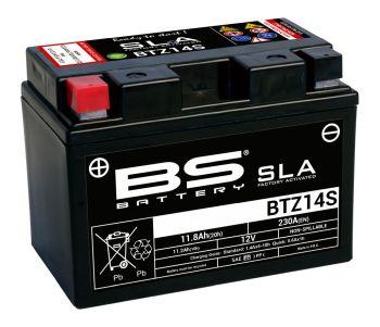 Baterie activata din fabrica BS-BATTERY YTZ7S0