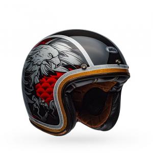 Casca moto open face BELL CUSTOM 500 CARBON OSPREY [0]