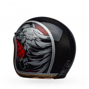 Casca moto open face BELL CUSTOM 500 CARBON OSPREY [4]