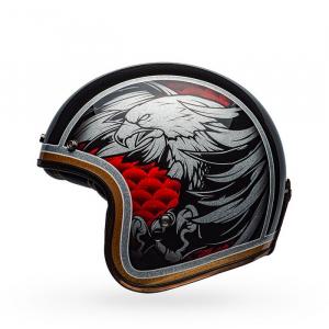 Casca moto open face BELL CUSTOM 500 CARBON OSPREY [5]